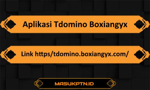 Cover Download Tdomino Boxiangyx Apk